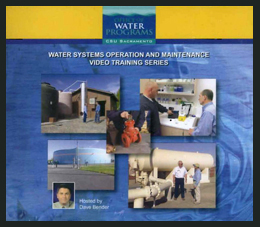 Water Systems Operation and Maintenance Video Training Series