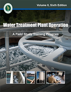 Water Treatment Plant Operation, Volume II