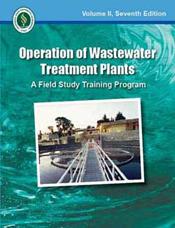 Operation of Wastewater Treatment Plants, Volume II, 7th Edition