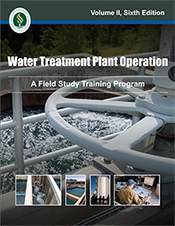 Water Treatment Plant Operation, Volume II, 6th Edition