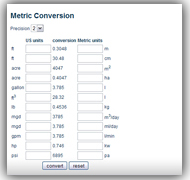 Metric Conversion Tool Image